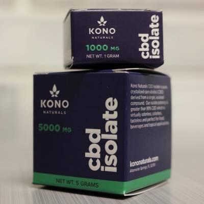 Kono Naturals Packaging
