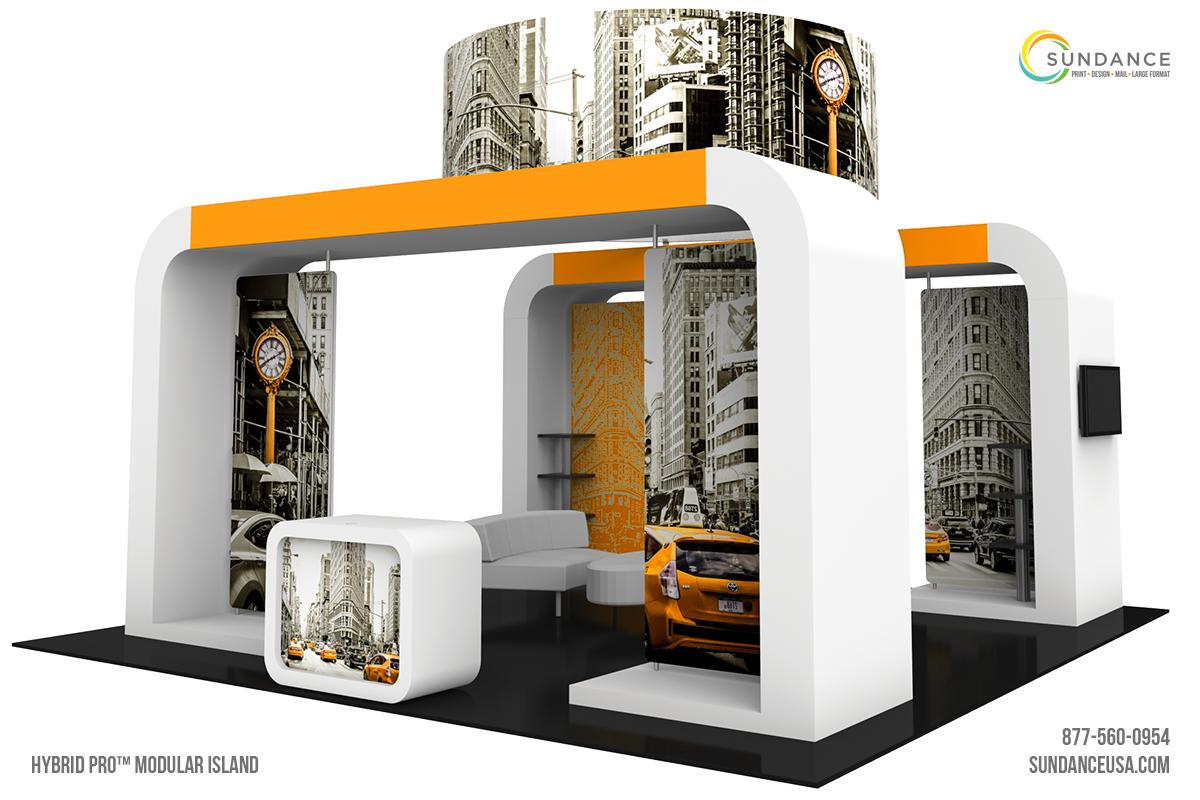 Exhibition Stands In Orlando : Trade shows sundance orlando printing design mail large format
