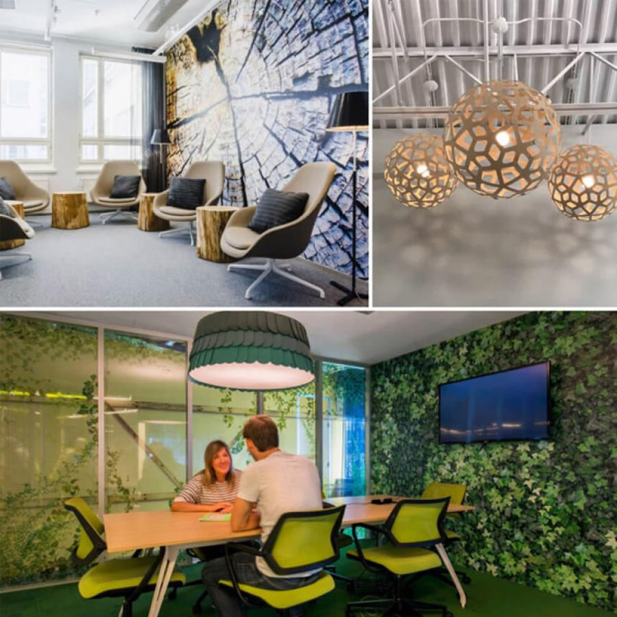 Biophilic Interior Design