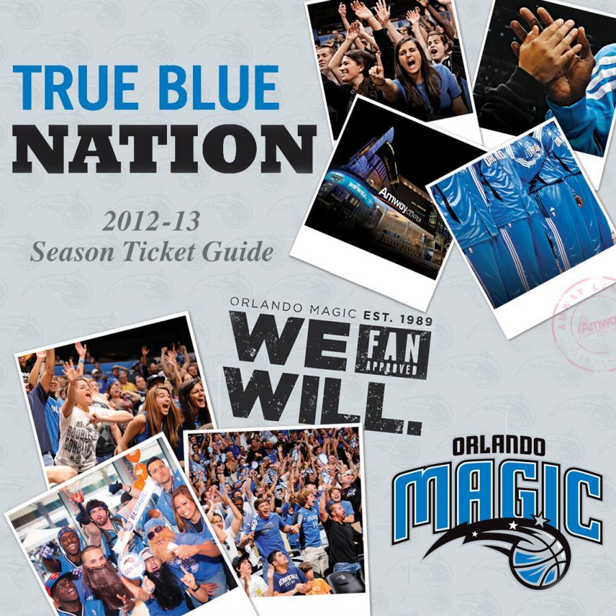 SunDance Produces National Award-Winning Sales Collateral For Orlando Magic