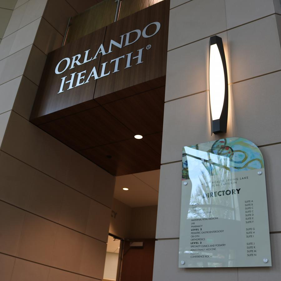 Orlando Health Spring Lake Medical Pavilion