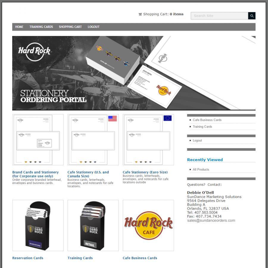 Website - SunDance - Orlando Printing, Design, Mail, Large Format